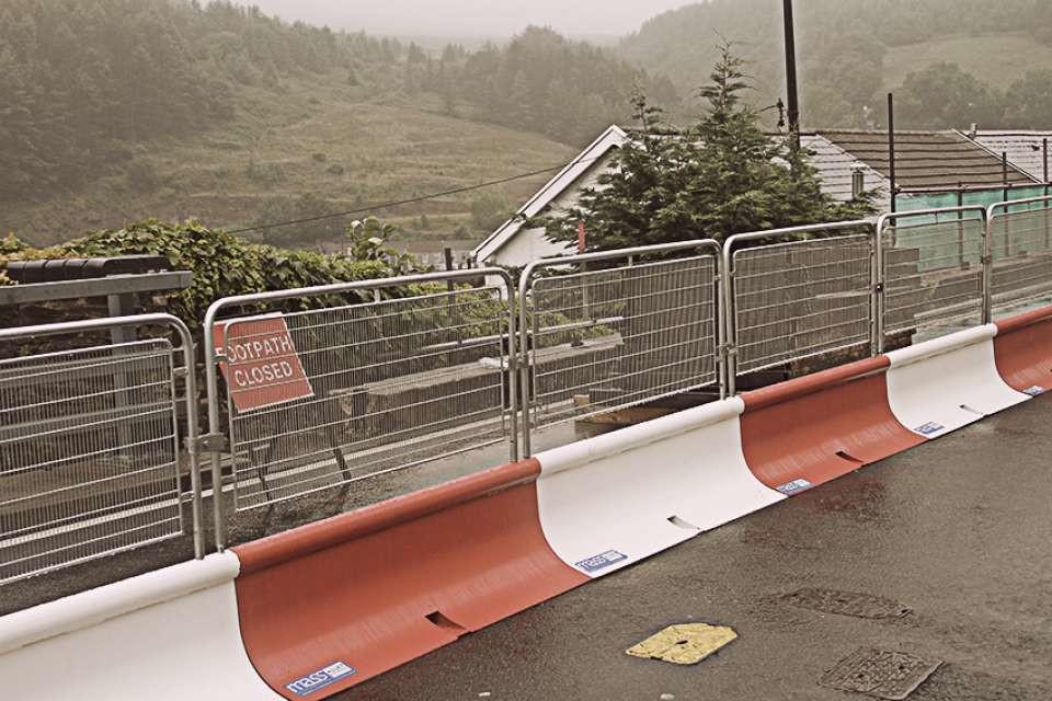 MASS Barrier