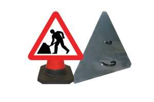 Road Cone Signs