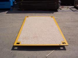 Non-Slip Road Plate