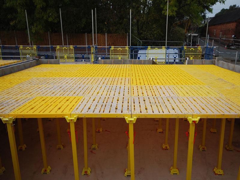 Safety Decking System
