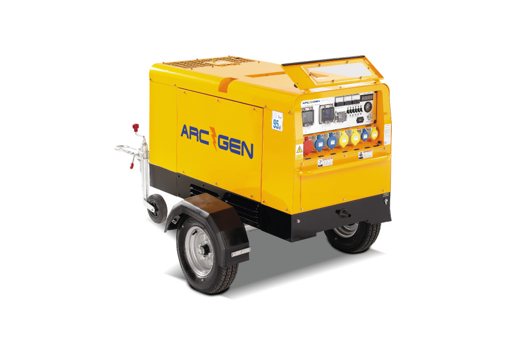 Super Silent 15kVA Diesel Generator
