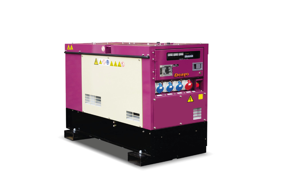 Super Silent 20kVA Diesel Generator
