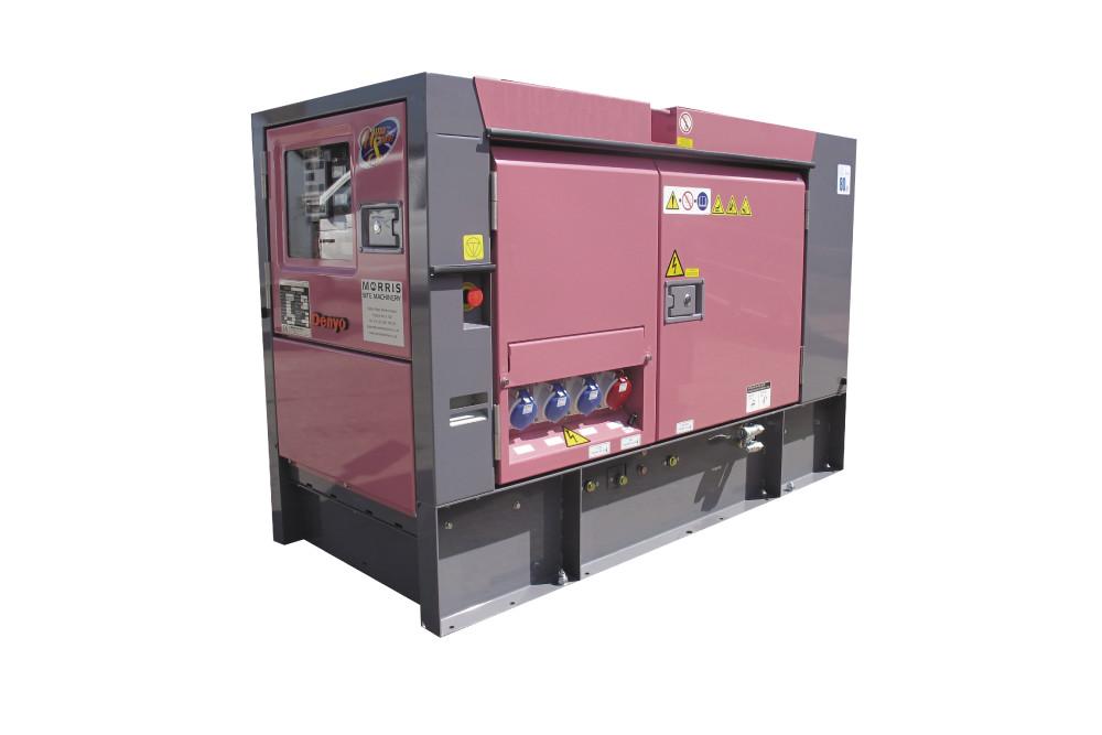 Ultra Silent 20kVA Diesel Generator