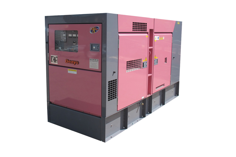 Ultra Silent 100kVA Diesel Generator