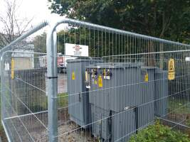 Temporary Security Fencing | Available to buy or rent | Secure with Heras Fencing