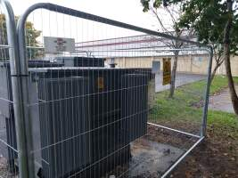 Temporary Security Fencing | Heras fencing Available for sale and hire