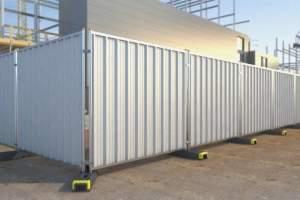 Steel Hoarding Panel