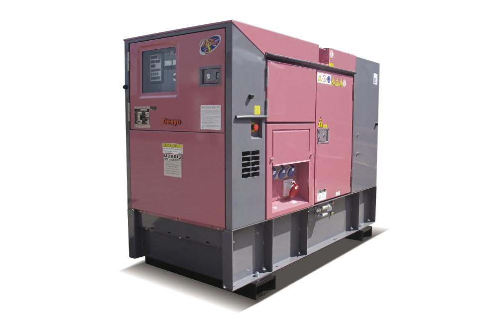 Ultra Silent 37KVA Diesel Generator